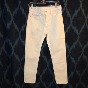 Acne Bla Konst River Jeans   White-ish   30x32